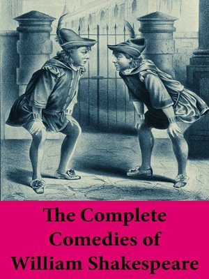 cover image of The Complete Comedies of William Shakespeare