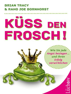 cover image of Küss den Frosch