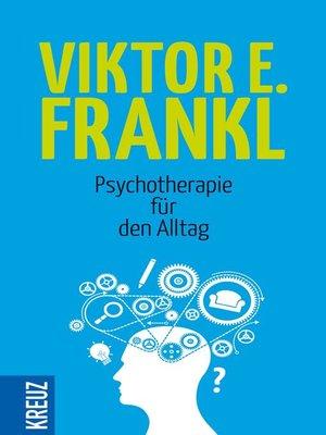 cover image of Psychotherapie für den Alltag