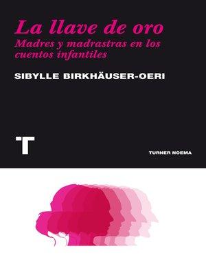 cover image of La llave de oro