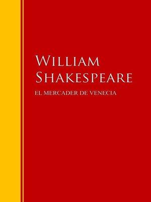 cover image of El mercader de Venecia