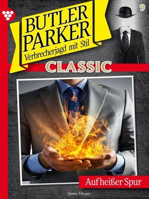 cover image of Butler Parker Classic 9 – Kriminalroman
