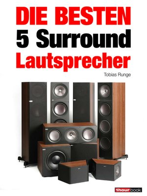 cover image of Die besten 5 Surround-Lautsprecher