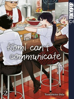 cover image of Komi can't communicate 02