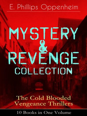 cover image of MYSTERY & REVENGE Collection--The Cold Blooded Vengeance Thrillers