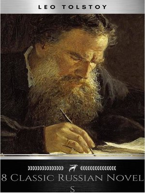 cover image of 8 Classic Russian Novels You Should Read