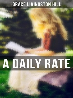 cover image of A Daily Rate
