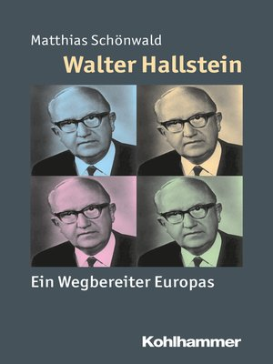 cover image of Walter Hallstein