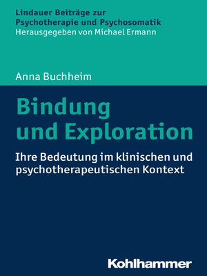cover image of Bindung und Exploration