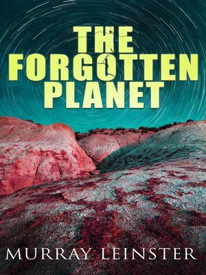 cover image of The Forgotten Planet