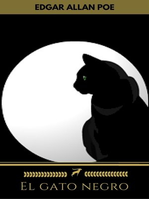 cover image of El gato negro (Golden Deer Classics)