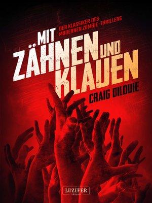 cover image of MIT ZÄHNEN UND KLAUEN