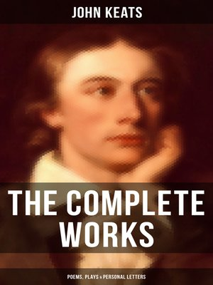 cover image of The Complete Works of John Keats