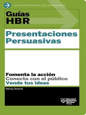 cover image of Presentaciones persuasivas