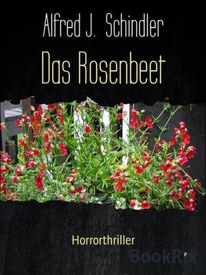 cover image of Das Rosenbeet