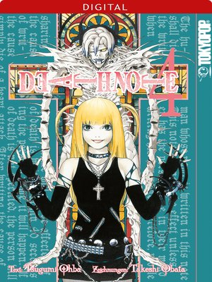 cover image of Death Note 04