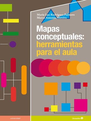 cover image of Mapas conceptuales