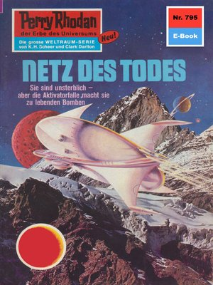 cover image of Perry Rhodan 795