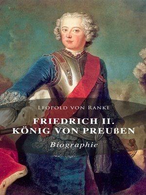 cover image of Friedrich II. König von Preußen