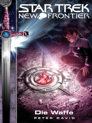 cover image of Star Trek--New Frontier 04