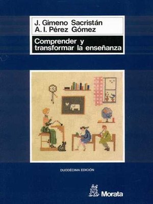 cover image of Comprender y transformar la enseñanza