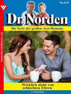 cover image of Dr. Norden 629 – Arztroman