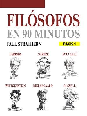 cover image of En 90 minutos--Pack Filósofos 1