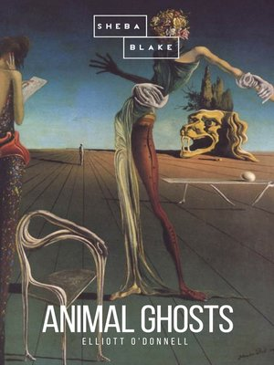 cover image of Animal Ghosts