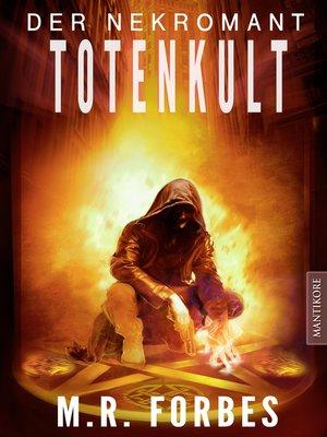 cover image of Der Nekromant --Totenkult