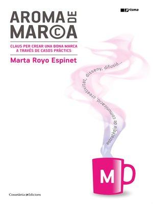 cover image of Aroma de marca