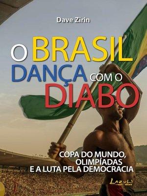 cover image of O Brasil dança com o diabo