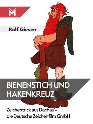 cover image of Bienenstich und Hakenkreuz