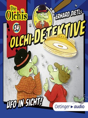 cover image of Olchi-Detektive 14. Ufo in Sicht