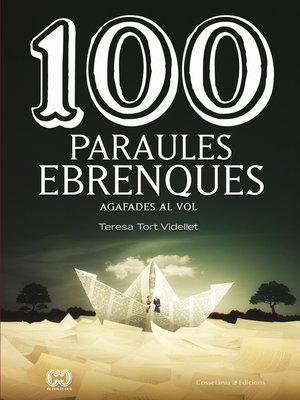cover image of 100 paraules ebrenques