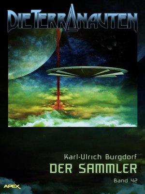 cover image of DIE TERRANAUTEN, Band 42