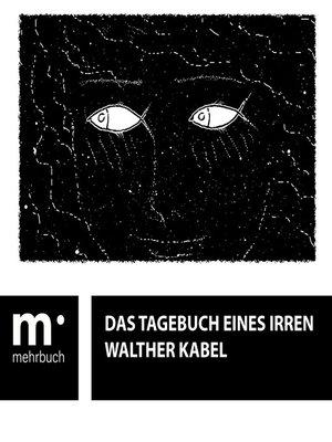 cover image of Das Tagebuch eines Irren