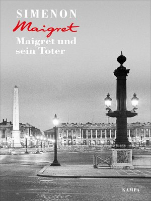 cover image of Maigret und sein Toter