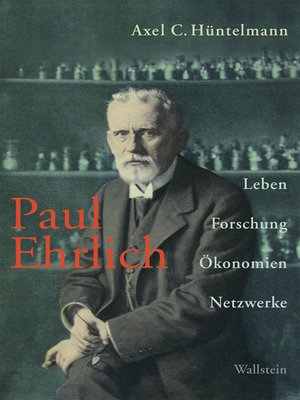 cover image of Paul Ehrlich
