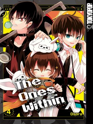 cover image of The Ones Within--Band 4