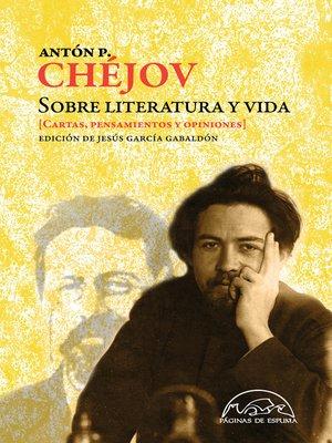 cover image of Sobre literatura y vida