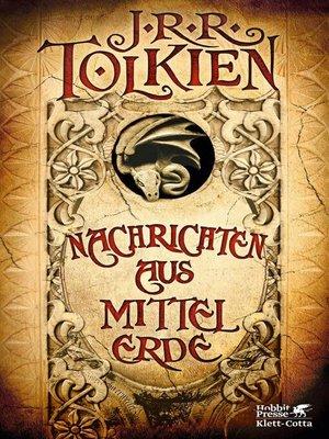 cover image of Nachrichten aus Mittelerde