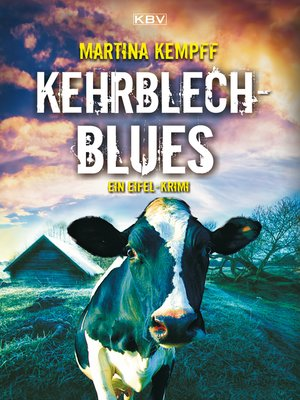 cover image of Kehrblechblues