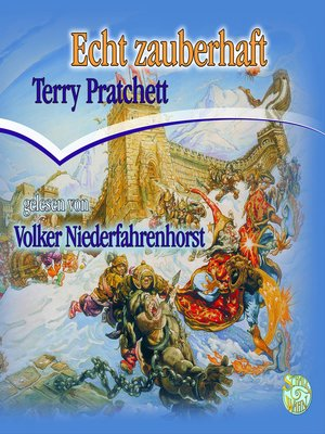 cover image of Echt Zauberhaft