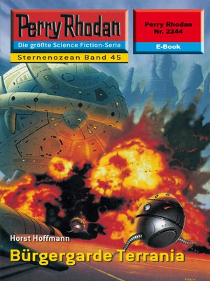cover image of Perry Rhodan 2244