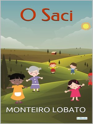 cover image of O Saci