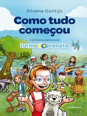 cover image of Como tudo começou