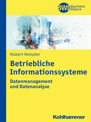 cover image of Betriebliche Informationssysteme