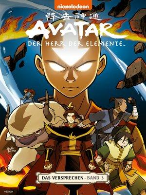cover image of Avatar--Der Herr der Elemente 3