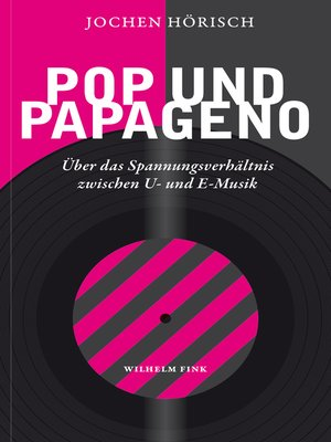 cover image of Pop und Papageno