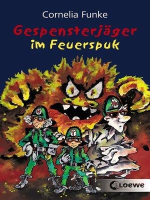 cover image of Gespensterjäger im Feuerspuk
